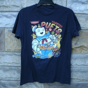 Ghost Busters Gozer's Toasted Pufts T-Shirt